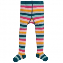 Frugi Cosmic Stripe Norah Tights