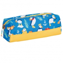 Frugi Paddling Puffins Crafty Pencil Case