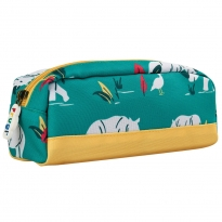 Frugi Rhino Ramble Crafty Pencil Case