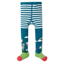 Frugi Deer Little Norah Tights