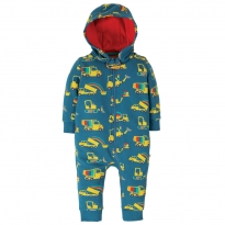Frugi Dig A Rainbow Snuggle Suit