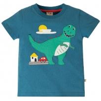 Frugi Dino Carsen T-Shirt