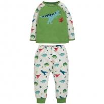 Frugi Dino Stargaze Pyjamas Set
