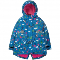Frugi Fly High Explorer Waterproof Coat