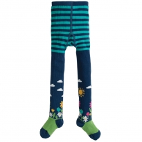 Frugi Flower Garden Norah Tights