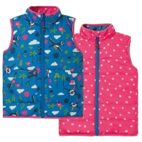 Frugi Fly High Explorer Gilet