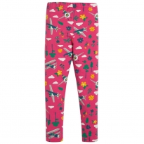 Frugi Flying High Libby Printed Leggings