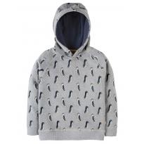 Frugi Penguin Dash Harrison Hoody