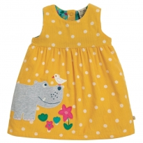 Frugi Hippo Lily Cord Dress