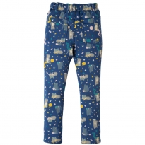 Frugi Hygge Cats Tresco Trousers