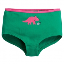 Frugi Jade Dino Georgia Girl Shorts