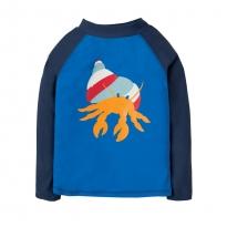 Frugi Hermit Crab Sun-Safe Rash Vest
