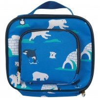 Frugi Polar Play Pack A Snack Lunch Bag