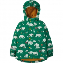 Frugi Rhino Ramble Puddle Buster Coat