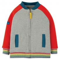 Frugi Red & Blue Reese Jacket