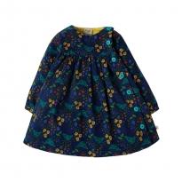 Frugi Little Bonnie Button Dress