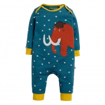 Frugi Mammoth Charlie Romper Suit