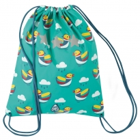 Frugi Mandarin Ducks Good To Go Bag