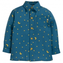 Frugi North Star Moonlight Shirt
