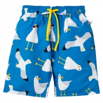 Frugi Guys and Gulls Board Shorts