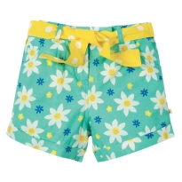 Frugi Daffodil Days Seren Shorts