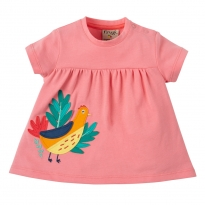 Frugi Golden Pheasant Eva Top