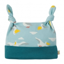 Frugi Pelican Party Knotted Hat