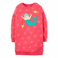 Frugi Mermaid Eloise Jumper Dress