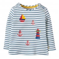 Frugi Lighthouse Everest Applique Top