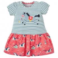 Frugi Little Laura Horse Dress