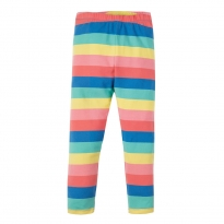 Frugi Rainbow Stripe Libby Leggings