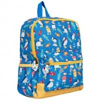 Frugi Paddling Puffins Adventurers Backpack