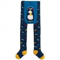 Frugi Penguin Crawl Away Tights