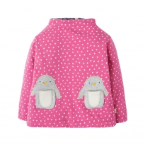 Frugi Penguin Rita Reversible Top