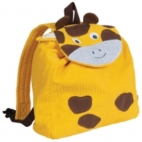 Frugi Playtime Giraffe Character Backpack