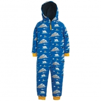 Frugi Polar Play Big Snuggle Suit