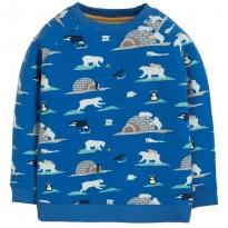 Frugi Polar Play Rex Jumper