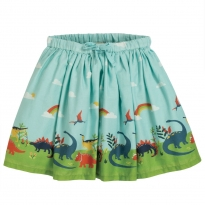 Frugi Prehistoric Park Twirly Dream Skirt