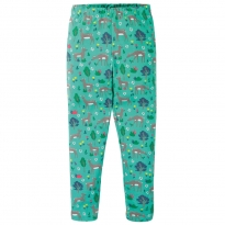 Frugi Deer Libby Printed Leggings