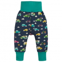 Frugi Rainbow Roads Parsnip Pants