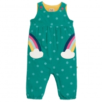 Frugi Rainbow Willow Cord Dungarees