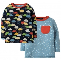 Frugi Little Rory Reversible Top