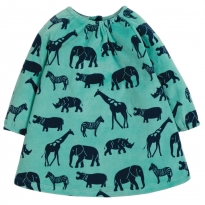 Frugi Savannah Vanessa Velour Dress
