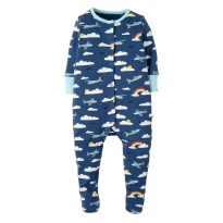 Frugi Fly Away Lovely Babygrow