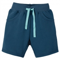 Frugi Blue Little Samson Shorts