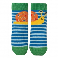 Frugi Snail Little Perfect Pair Socks