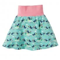 Frugi Paddling Puffins Parsnip Skirt