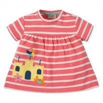 Frugi Sandcastle Eva Stripey Top