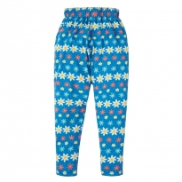 Frugi Flower Farm Gabriella Gathered Trousers