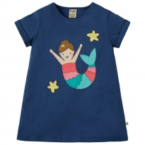 Frugi Mermaid Sophie Applique Top